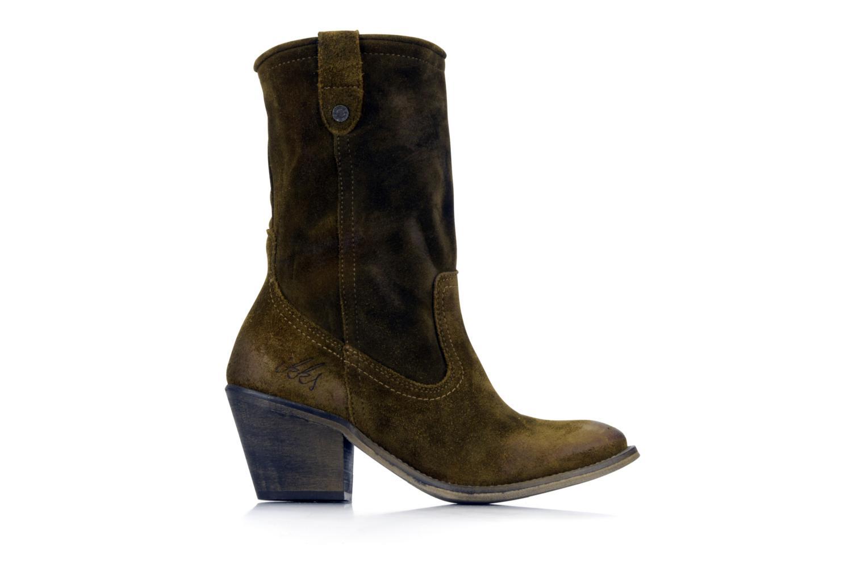 Boots en enkellaarsjes IKKS Gabriella Bruin achterkant