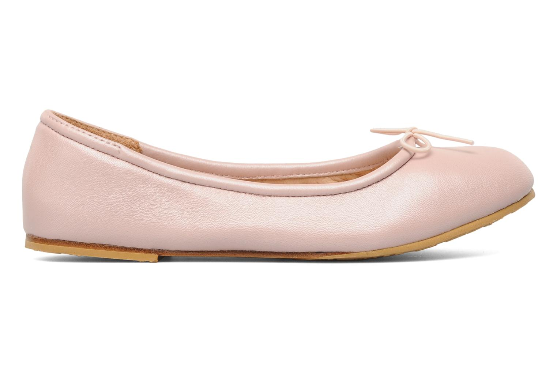 Ballerina's Bloch Arabella Roze achterkant