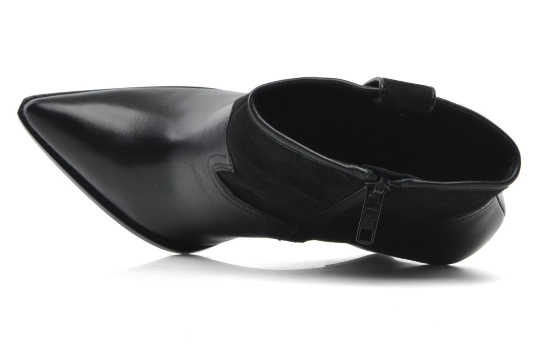 Boots en enkellaarsjes Ash Jude Zwart links