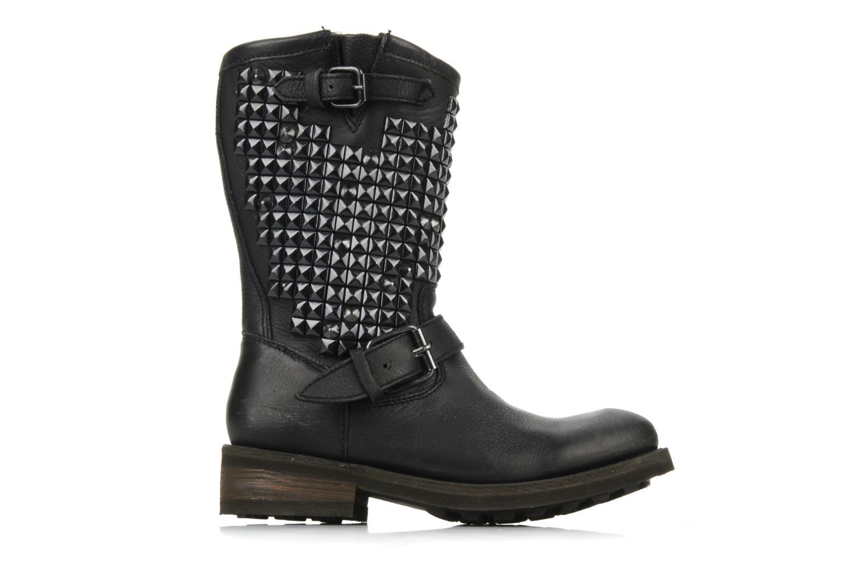 Bottines et boots Ash Trash bis Noir vue derrière
