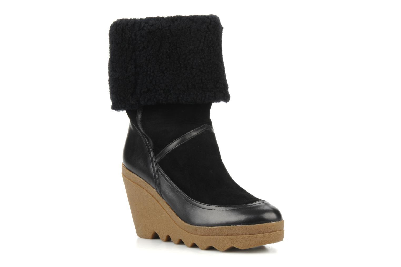 Stiefeletten & Boots Ash Varuska schwarz detaillierte ansicht/modell