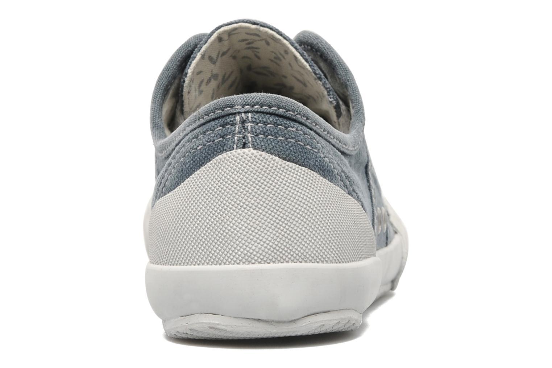 Sneaker TBS Opiace grau ansicht von rechts