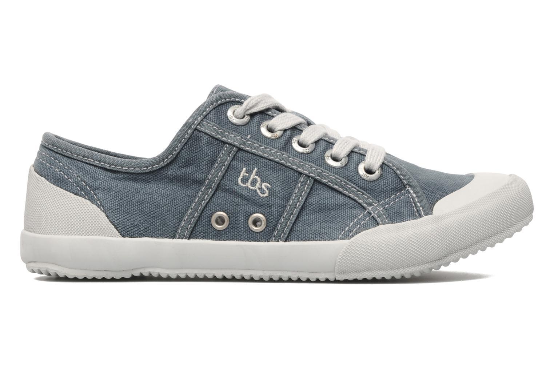 Sneaker TBS Opiace grau ansicht von hinten