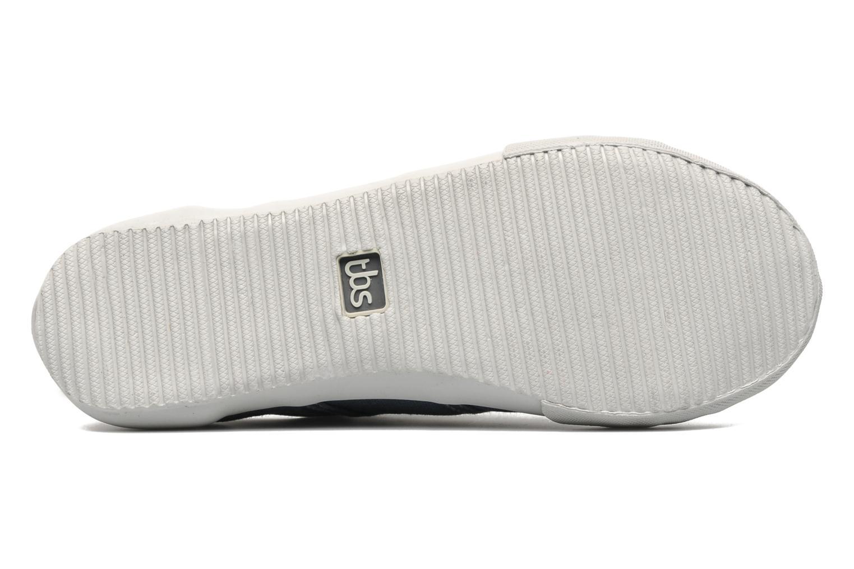 Sneaker TBS Opiace grau ansicht von oben