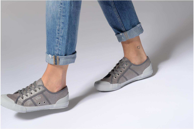 Sneakers TBS Opiace Marrone immagine dal basso