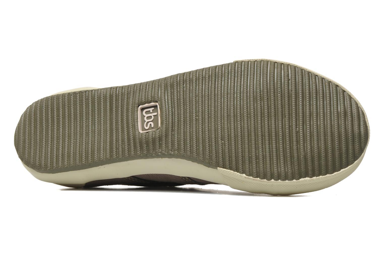 Sneakers TBS Opiace Marrone immagine dall'alto