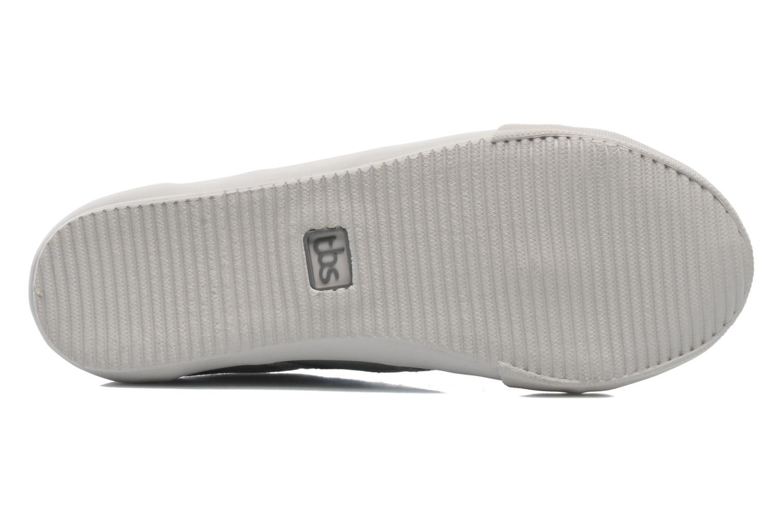 Sneakers TBS Opiace Grigio immagine dall'alto