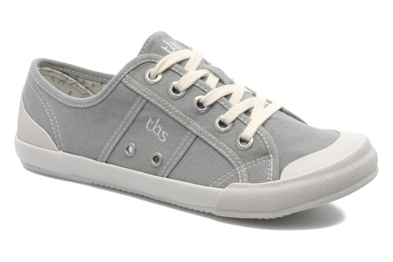 Sneaker TBS Opiace grau detaillierte ansicht/modell