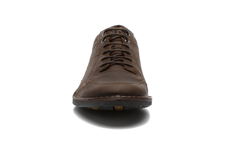 Chaussures à lacets TBS Kleist Marron vue portées chaussures