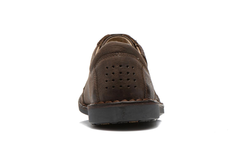 Chaussures à lacets TBS Kleist Marron vue droite