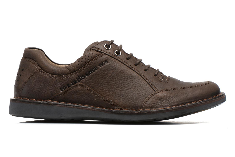 Chaussures à lacets TBS Kleist Marron vue derrière