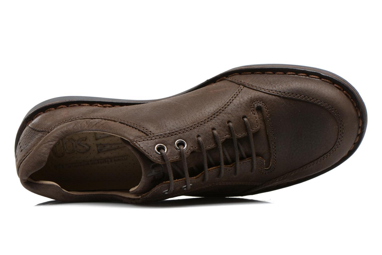 Chaussures à lacets TBS Kleist Marron vue gauche