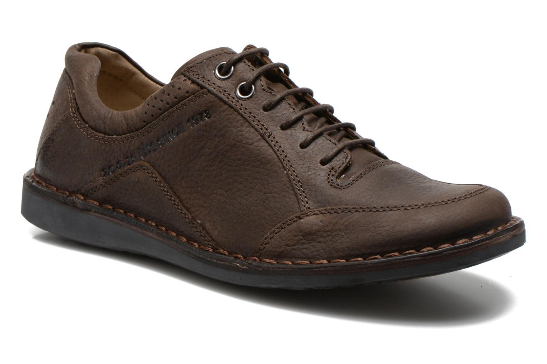 Chaussures à lacets TBS Kleist Marron vue détail/paire