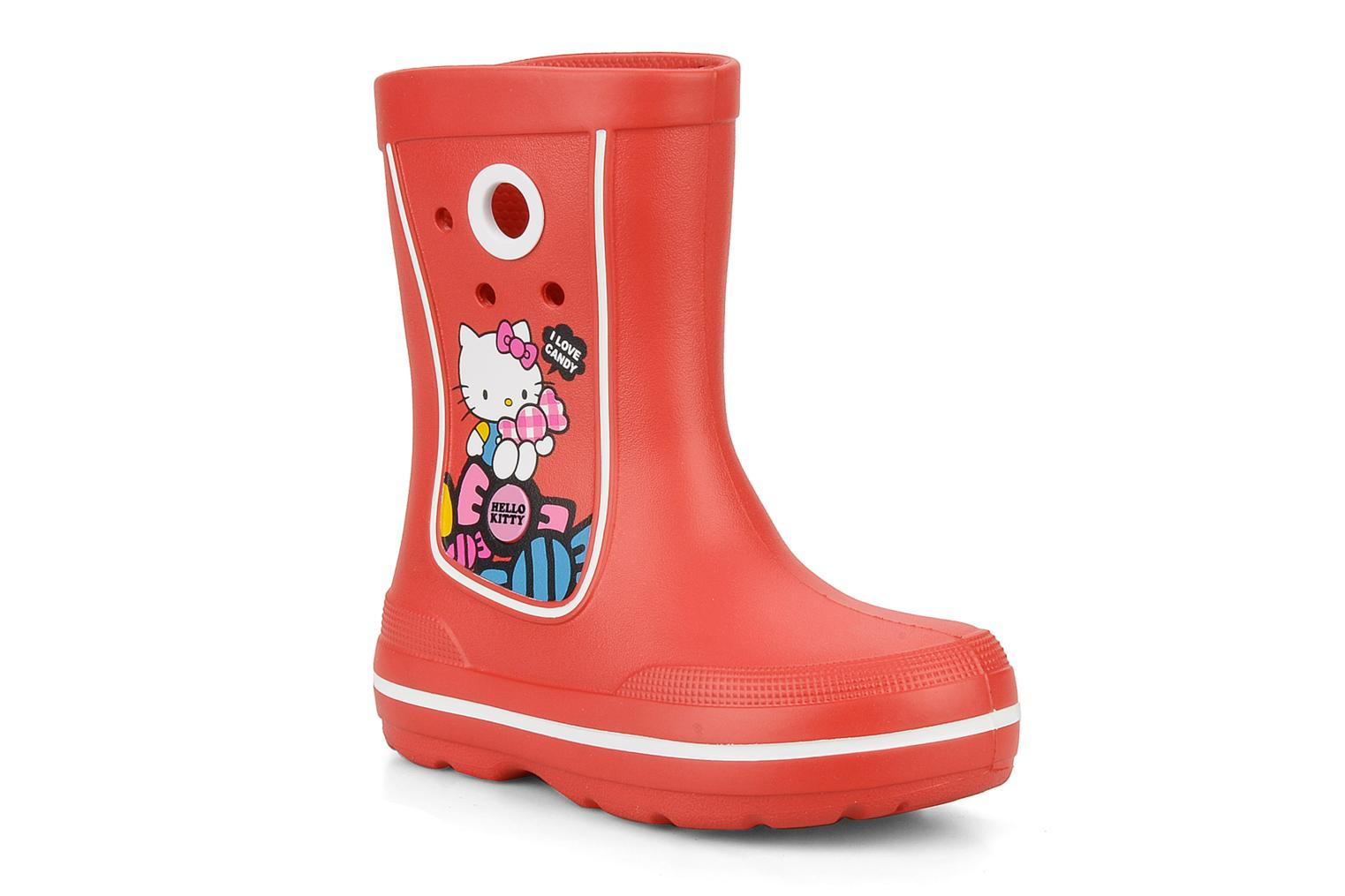 Jaunt hello kitty Red