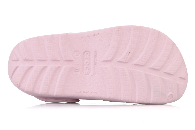 Sandalen Crocs Hello Kitty Fun Rain Or Sun rosa ansicht von oben