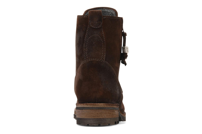 Bottines et boots Sancho Boots Randy Marron vue droite