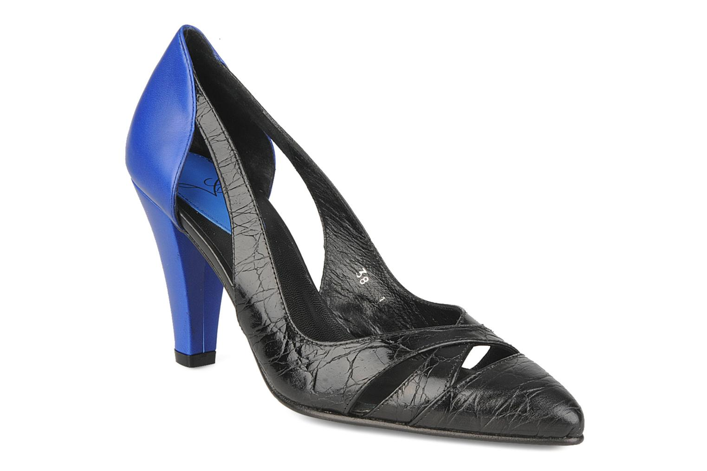 Glamour Black bleu