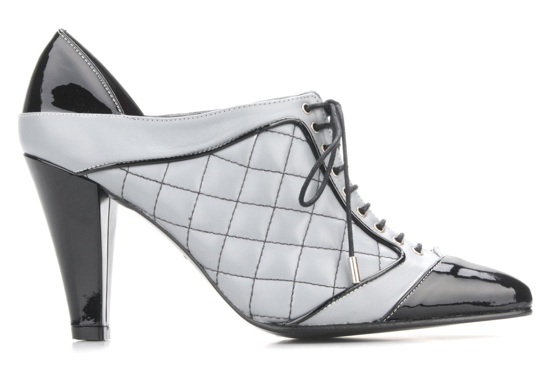 Chaussures à lacets Charlotte Vanel Casino Gris vue derrière