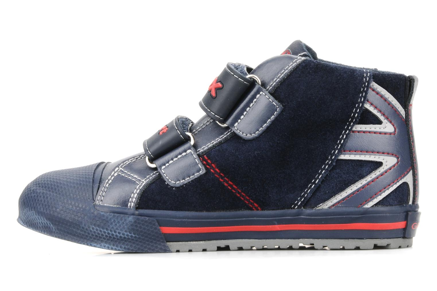 Trainers Geox J ball b Blue front view