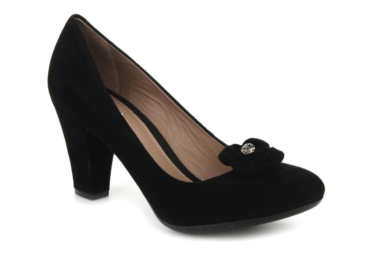 Zapatos de tacón Geox D marian j Negro vista de detalle / par