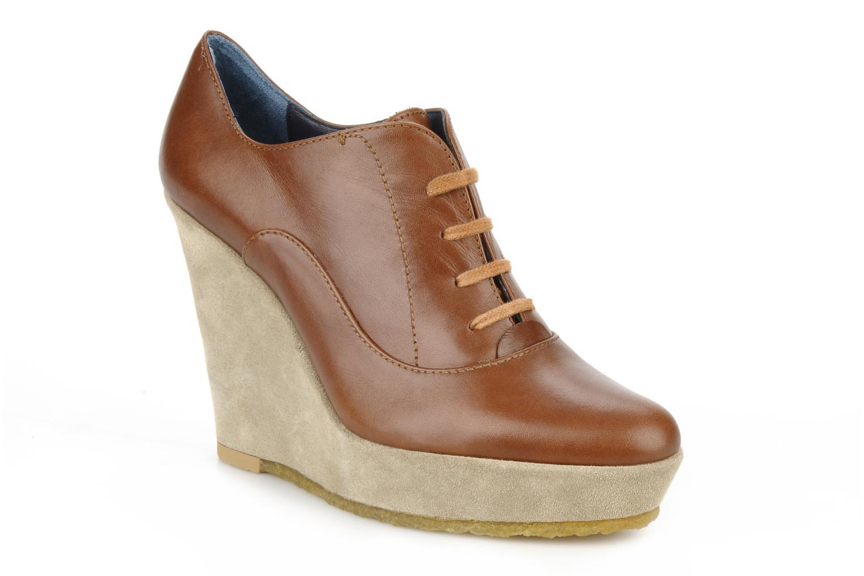 Grandes descuentos últimos zapatos Castaner Fusta (Marrón) - Zapatos con cordones Descuento