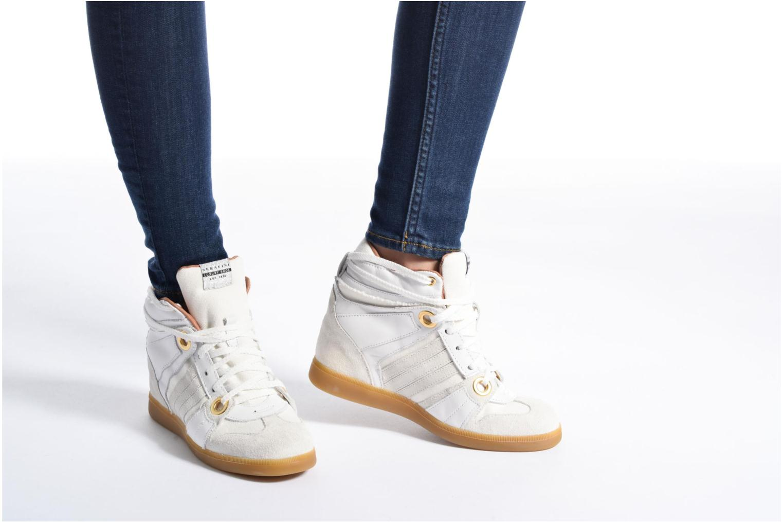 Sneakers Serafini Manhattan Bruin onder
