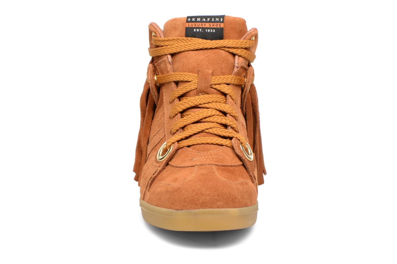 Sneakers Serafini Manhattan Bruin model