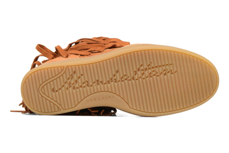 Sneakers Serafini Manhattan Bruin boven