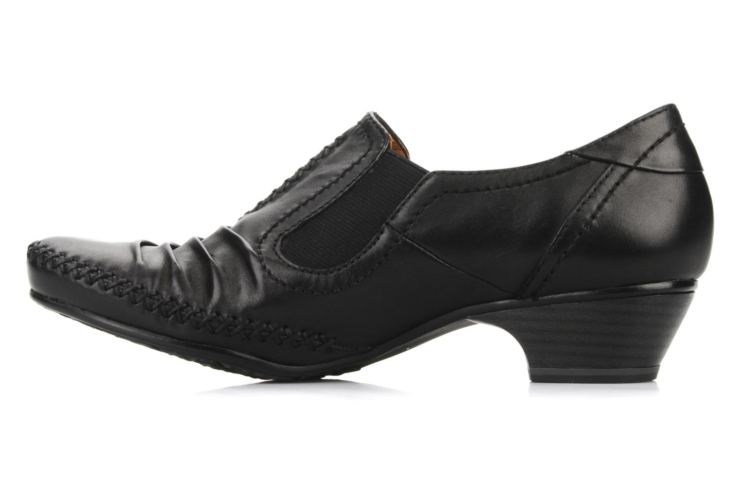 Cathy Black leather