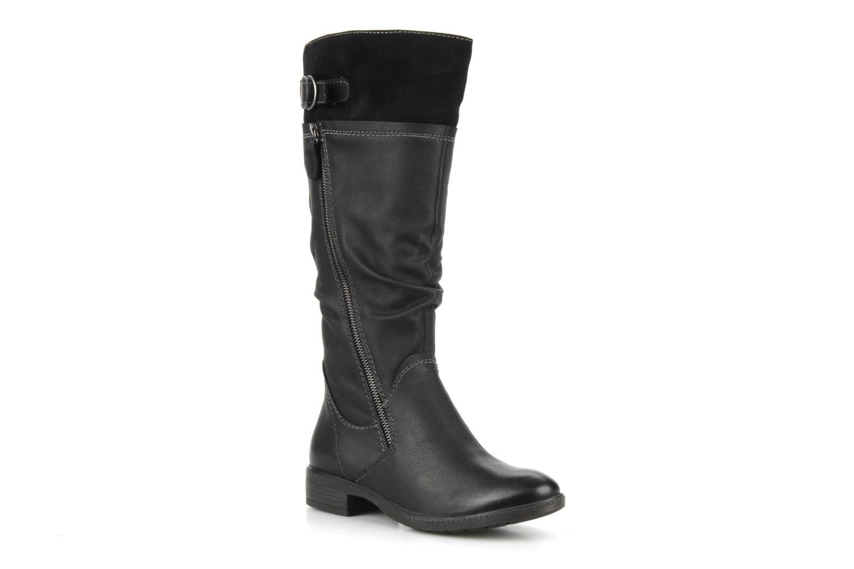 Ruiz Black leather
