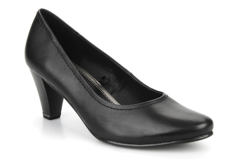 Mady Black leather