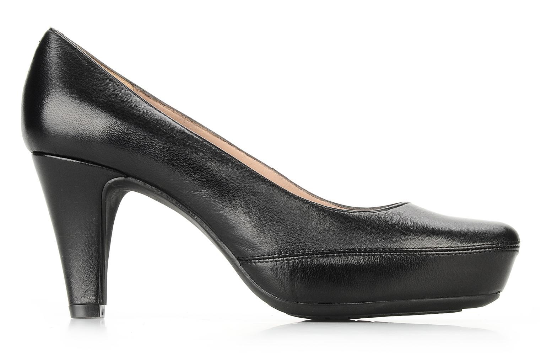 High heels Unisa Numar Black back view