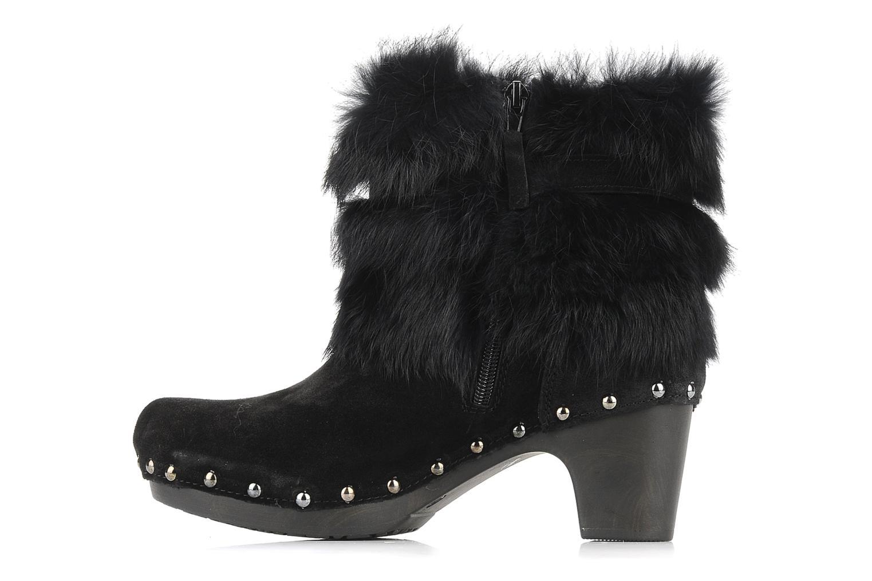 Bottines et boots Tosca Blu Shoes Ragusa Noir vue face