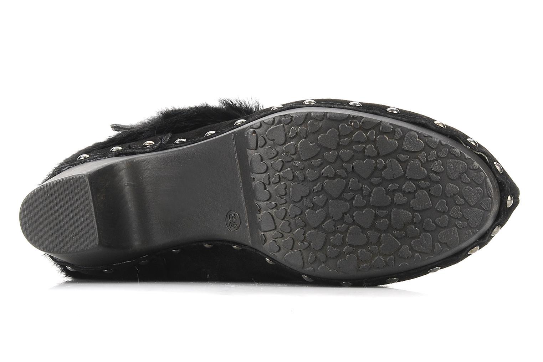 Bottines et boots Tosca Blu Shoes Ragusa Noir vue haut