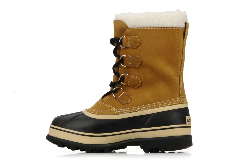 Chaussures de sport Sorel Caribou Beige vue face