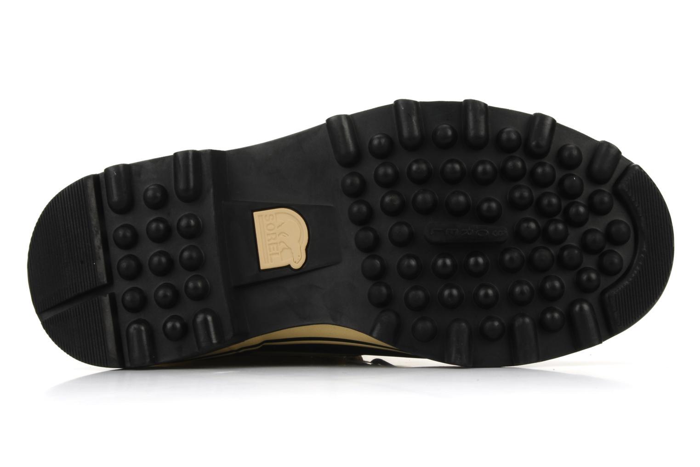 Chaussures de sport Sorel Caribou Beige vue haut