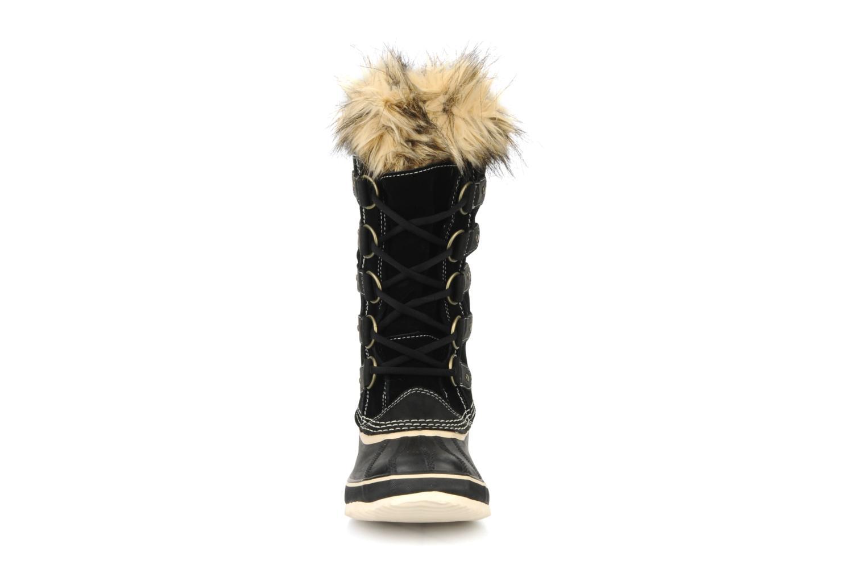 Zapatillas de deporte Sorel Joan of artic Negro vista del modelo