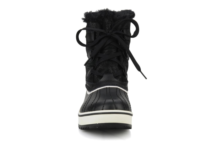 Chaussures de sport Sorel Tivoli Noir vue portées chaussures