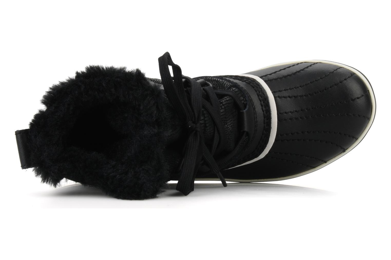 Chaussures de sport Sorel Tivoli Noir vue gauche