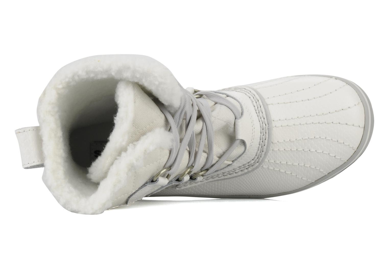 Scarpe sportive Sorel Tivoli Bianco immagine sinistra