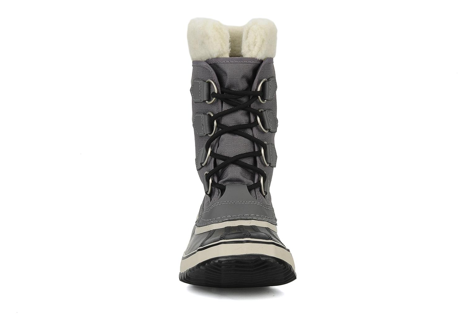 Sport shoes Sorel Winter carnival Grey model view