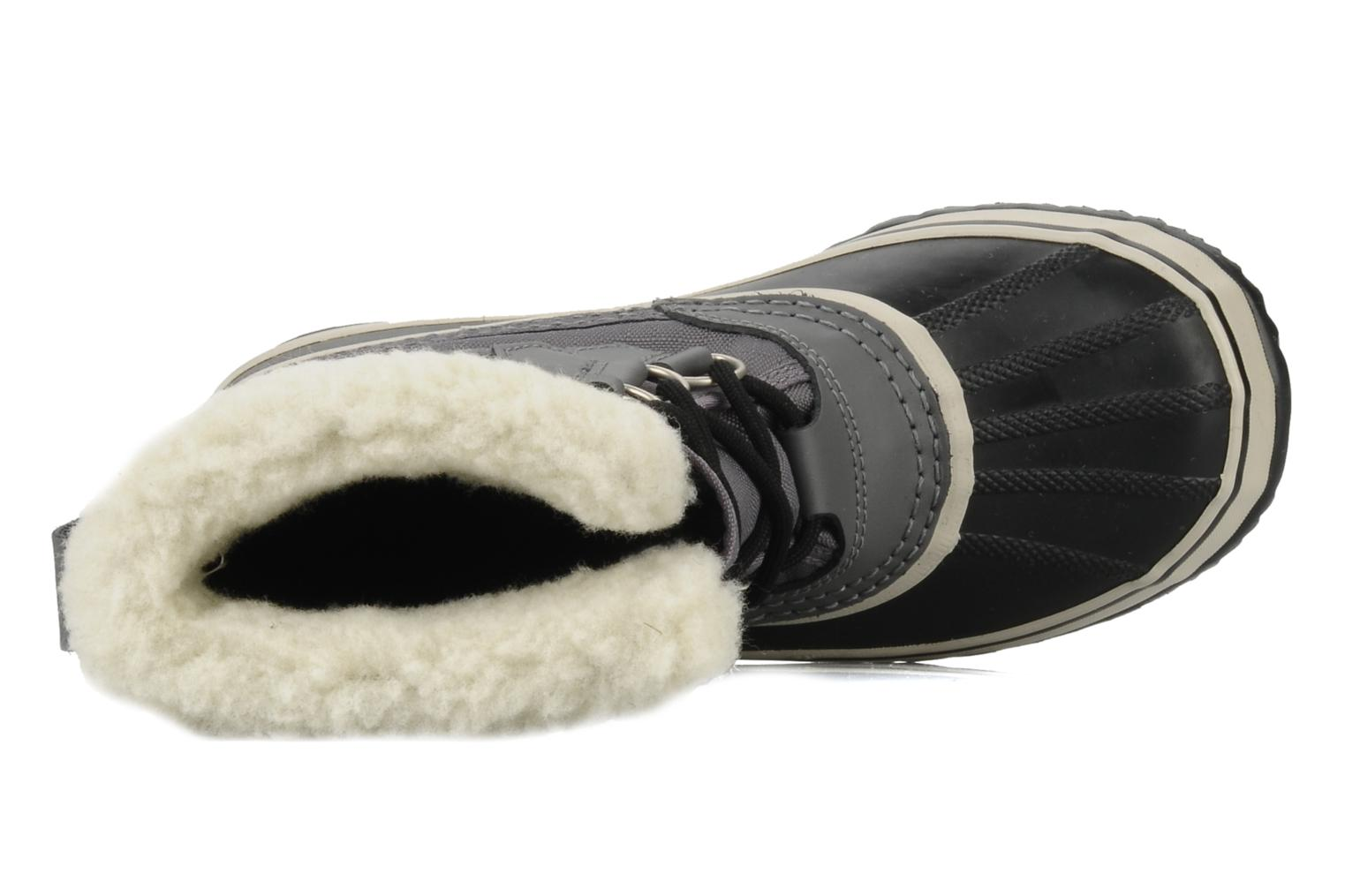 Sport shoes Sorel Winter carnival Grey view from the left