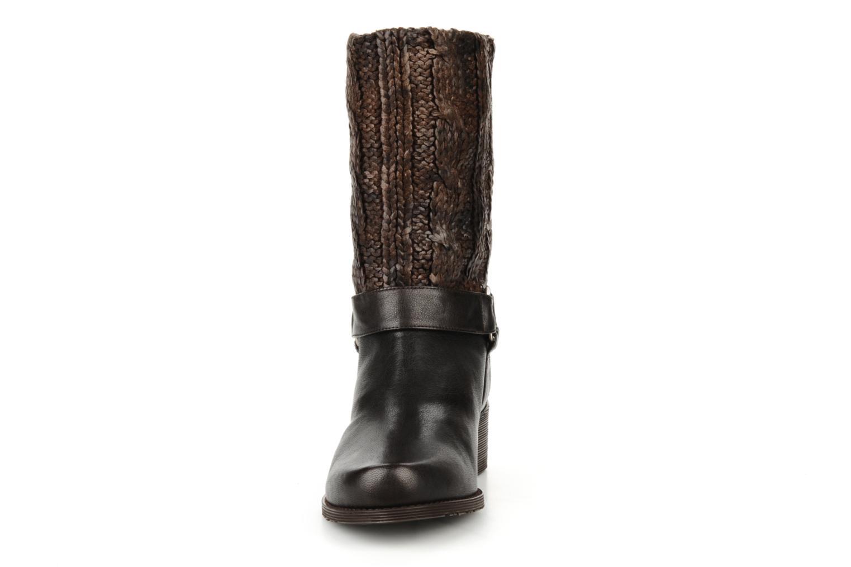 Boots en enkellaarsjes Stuart Weitzman Pimlico Bruin model