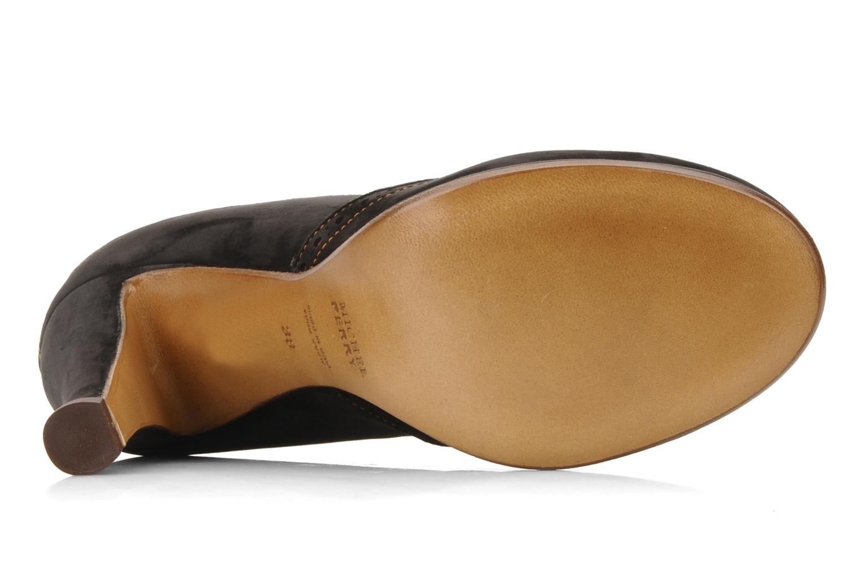 Chaussures à lacets Michel Perry Kavala Marron vue haut