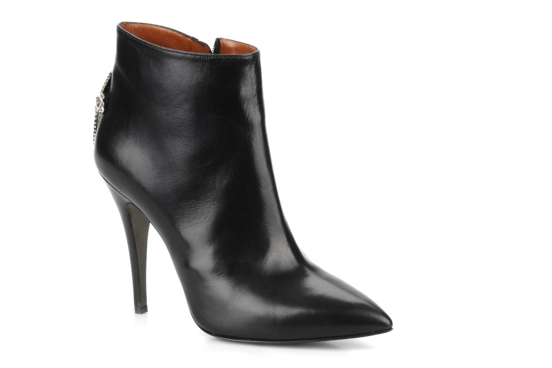 Grandes descuentos últimos zapatos Ernesto Esposito Kapina (Negro) - Botines  Descuento