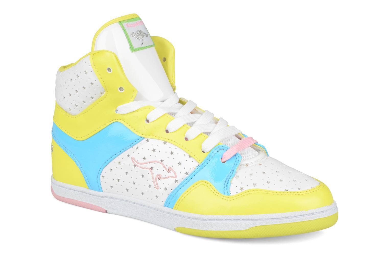 Sneaker Kangaroos Giselle gelb detaillierte ansicht/modell
