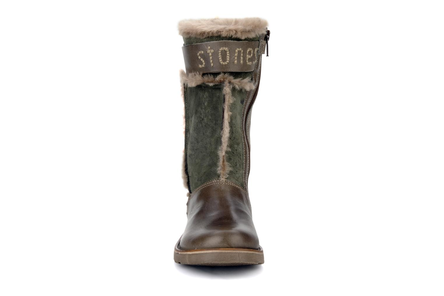 Boots & wellies Stones and Bones Barma Brown model view