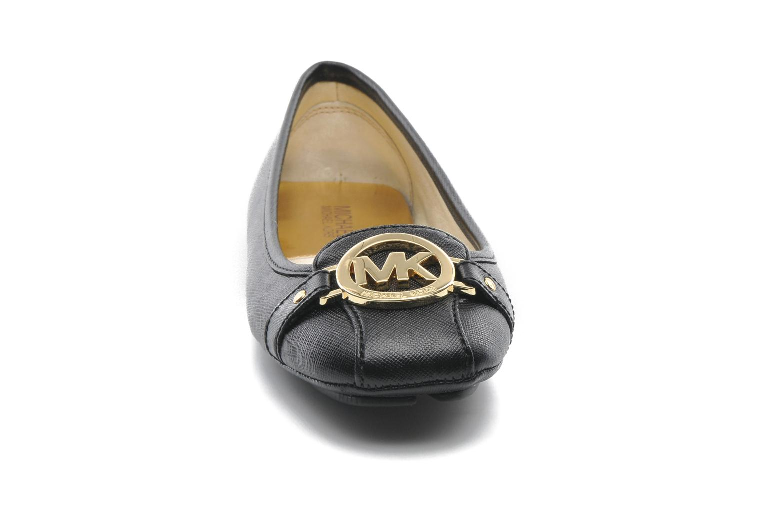 Ballet pumps Michael Michael Kors Fulton Moc Black model view