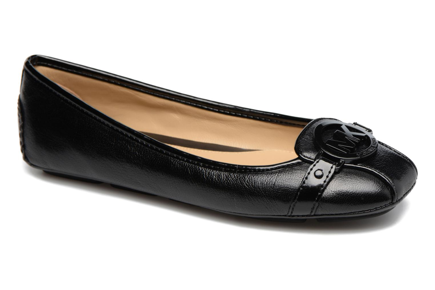 Ballet pumps Michael Michael Kors Fulton Moc Black detailed view/ Pair view