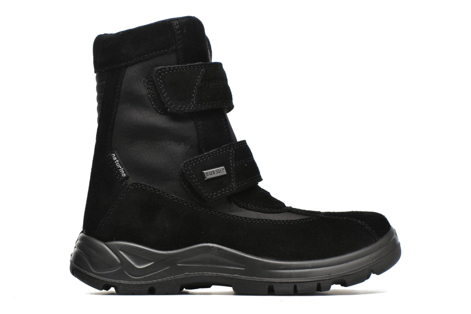 Boots & wellies Naturino Barents Black back view